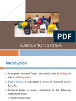 7.Lubrication System