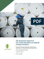 WG Trade Sanctions Report 9 11