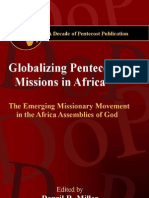 Globalizing Pentecostal Missions eBook