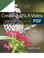 creating dslr video