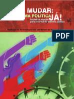 CARTILHA REFORMA POLITICA