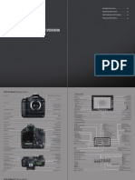 Canon Professional Brochure Specifications