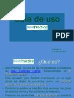 Best Practice - Guía de Uso vr. 2
