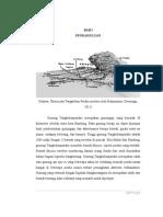 Studi Kasus Gunung Tangkuban Perahu