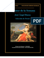 Seleccion de poesia / Jose Angel Buesa