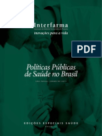 Politicas Publicas de Saude No Brasil Versao Final