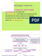 Microbiología Industrial Alimentos