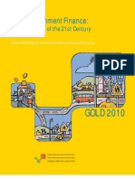 Local Governments Finances- GOLD 2010
