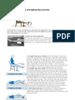 Quadriceps Strengthening