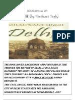 Book Review of Delhi