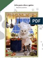 Culinária Natural para Gatos e Cães