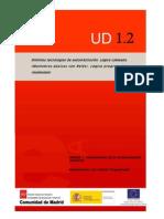 UD 1.2 Logica Cableada y Programable