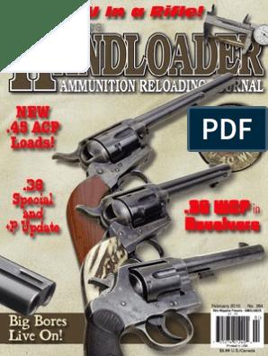 hl264full | Cartridge (Firearms) | Revolver