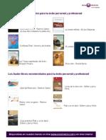 Dvd y Audios Recomendados