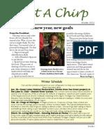 Grosse Pointe Audubon Winter 2013 Newsletter