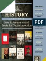 Random House 2013-2014 History Catalog