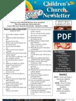 Newsletter 1-13-13