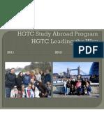 hgtc study abroad program 2013