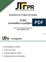 Configuração de Vlans