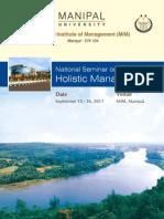 Holistic Management Seminar_brochure