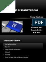 Trends in US Retailing