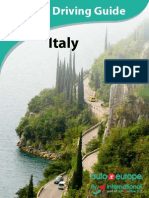 Auto Europe Driving Guide for Italy