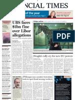 Financial Times Europe - (14.12.2012)