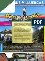 Catálogo Albergue Villuercas 2013