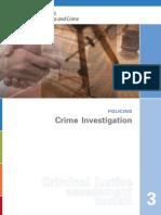 3 Crime Investigation