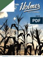 Holmes Seed Catalog 2013