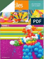 Fiestas Infantiles I; Decoración con Globos..pdf