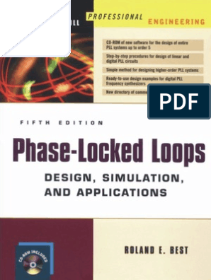 Phase-Locked Loops: Design, Simulation, and Applications