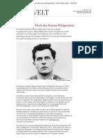 Literatur _ Der Schlimme Fluch Des Hauses Wittgenstein - Nachrichten Kultur - DIE WELT