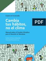 cuyun Cambio climatico