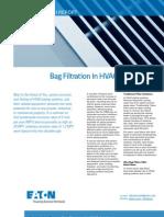 Bag Filtration in HVAC Applications