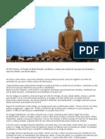 O Buda Dourado