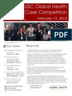 Case Competition Information Handout FINAL