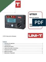 Manual UT521