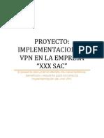 PROYECTO VPN - MIKROTIK