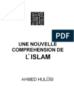 Une Nouvelle Comprehension de l'Islam