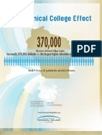 The Technical College Effect Brochure 4pg