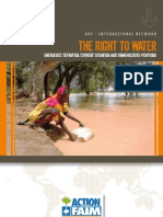 ACF Right to Water Emergence and Definition 2008