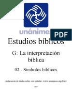 G.02.- Simbolos Biblicos