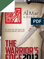 Al Mar Knives 2013 Catalog