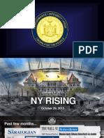 Gov. Andrew Cuomo's 2013 State of the State Presentation