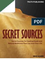 Secret Sources Food for Health