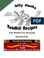 Hillbilly Hanks Roadkill Recipes