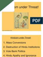 Hinduism Under Threat