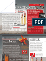 Winchester Ammunition 2013 New Products Summary
