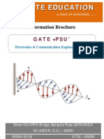TARGATE EDU BROCHURE GATE (EC)